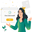 one-click-install